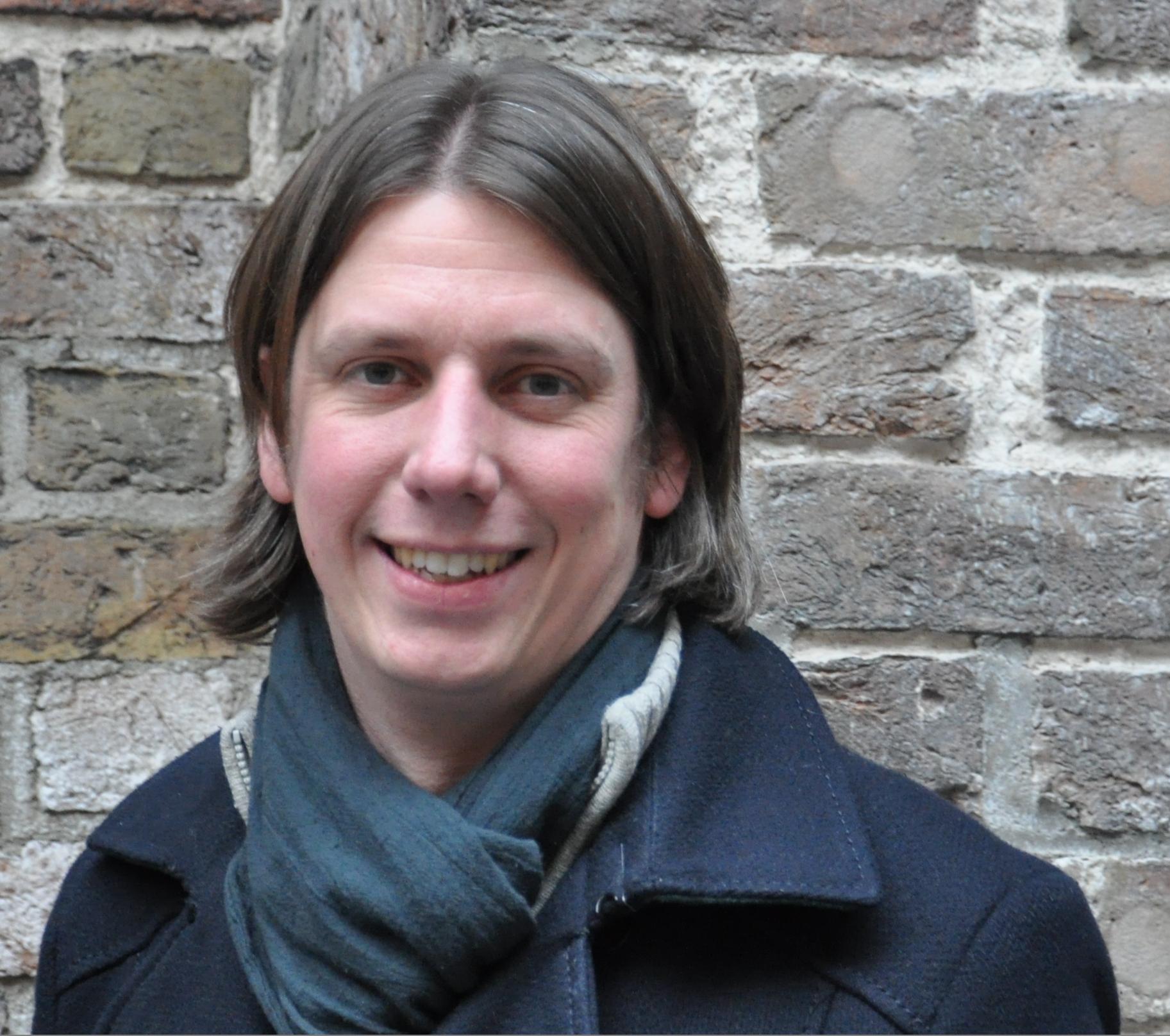 Chorleiter Daniel Arnold